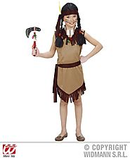Website at http://www.partyworld.ie/indian-girl-costume/0260-s/