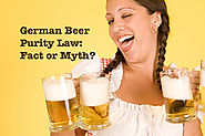 Debunking Myths About the German Beer Purity Laws