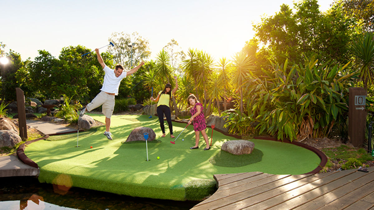 Headline for Top Family Parks in Brisbane – Your Next Spot for a Family Day-Out