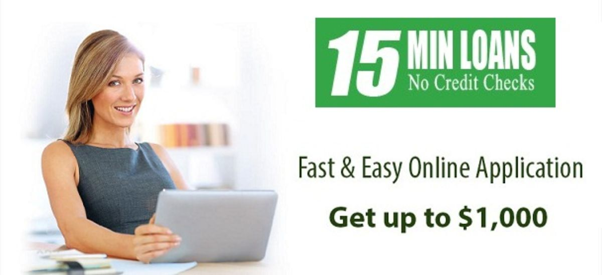 Headline for 15 Min Loans No Credit Check- Installment Loans No Credit Check- Online Installment Payday Loans
