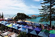 The Redcliffe Jetty Markets