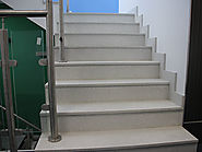 Solid Surface Staircases London