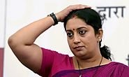 Why Smriti Irani's speech in Parliament was high on rhetoric and low on truth