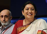 The key pointers from Smriti Irani's speech: She took BJP out of the shadows of ambiguity