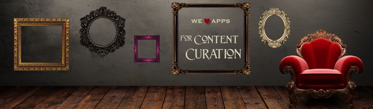 Headline for Apps for Content Curation