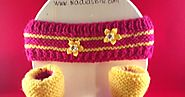 Lovable And Charming Knitted Baby Accessories At Nadia's Boutique