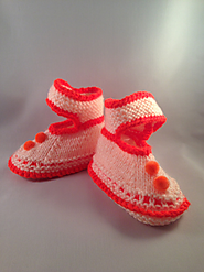 Enhance The Charm Look Of Your Little One With Adorable And Cute Baby Booties