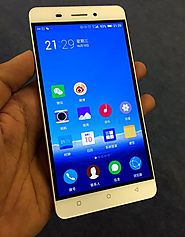 Gionee M5 Lite Gold