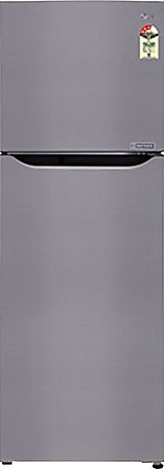 LG Frost Free Double Door Refrigerator 258 L - Double Door