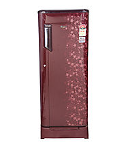 Whirlpool 215 ltr 4 Star Single Door 230 ICEMAGIC ROYAL Refrigerator Wine Exotica
