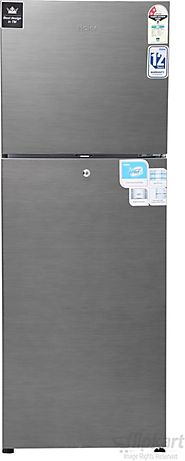 Haier Frost Free Double Door Refrigerator 247 L - Double Door