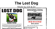 Copy of The Lost Dog interactive choose your own adventure story made by CD & CI