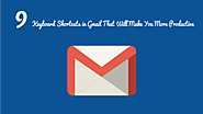9 Keyboard Shortcuts in Gmail That Will Make You More Productive - The Gooru