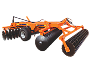 Hydraulic Disc Harrow in India @FieldKing