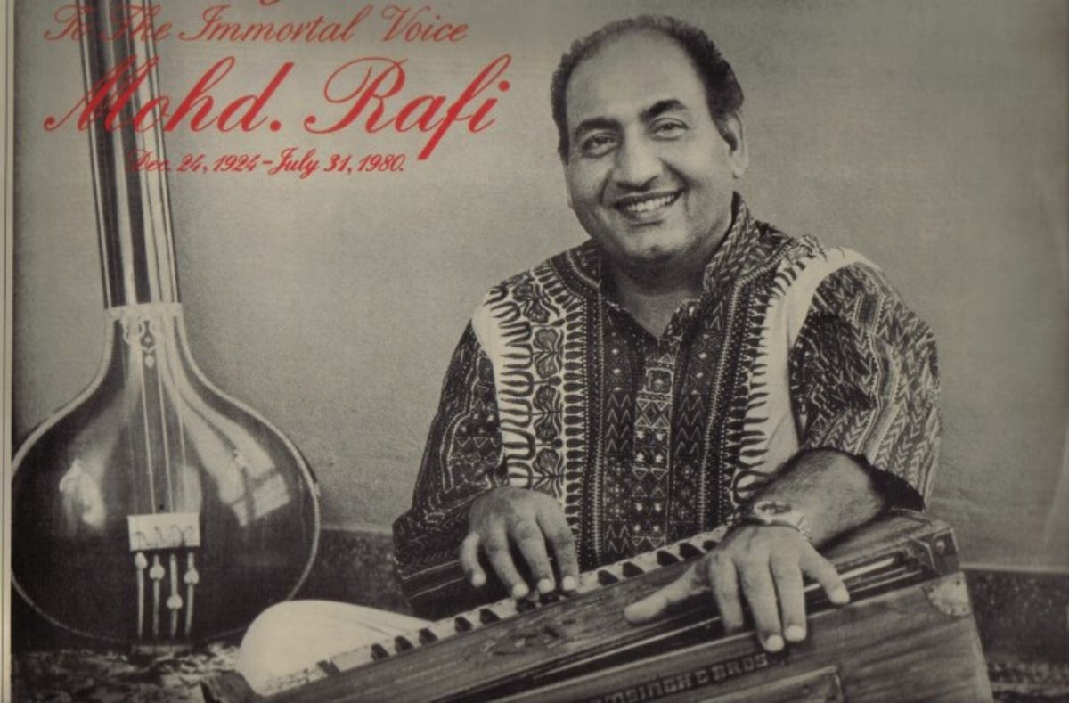 Headline for The Best of Mohd Rafi