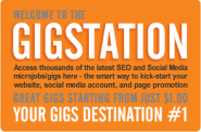 InfographicGalleries.com - GigStation - SEO and Social Media microjobs / gigs