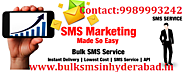 Long and Short Code Services Hyderabad | bulksmsinhyderabad.in