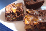 Pumpkin Brownies Recipe