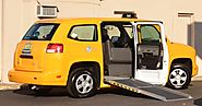 Wheelchair Accessible Holiday Taxis