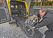 Accessible Taxis In Rhodes