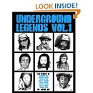 Underground Legends Vol. 1 Kindle Edition