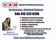 UBM: Advanced Floor Care in Kansas City, Overland Park, Lenexa, Shawnee and Olathe