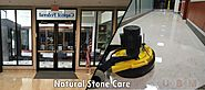 Natural Stone Care - Advanced Floor Care Systems