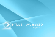 HTML5 - Analytics and SEO