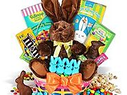 Best Gourmet Easter Candy Baskets 2016