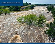"""The Lifeline - San Marcos Social Media During 2015 Floods"", City of San Marcos, Texas"