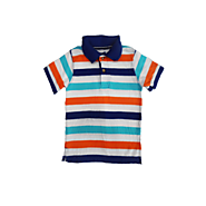 Boys Collar T-shirt - Kuddlekids.in