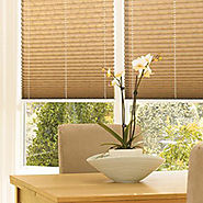 Pleated Blinds in Hull at Ideal Blinds