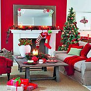 Spruce Up Your Home This Christmas . . . With The Latest Ideas In Modern Living!