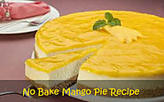 Exporters of Mango Pulp Sharing Interesting No Bake Mango Pie Recipe