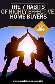 Habits of Effective Home Buyers