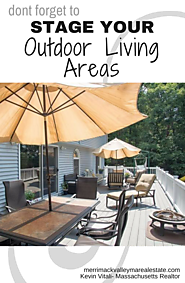 Outdoor Staging: Don't Forget Outside Living Areas!