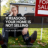 Reasons Your House Is Not Selling