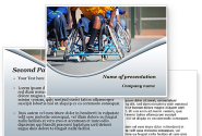 Paralympic Games PowerPoint Template