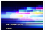Abstract Multicolor Motion PowerPoint Template