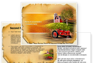 Life On The Farm PowerPoint Template