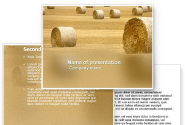 Harvest Time PowerPoint Template