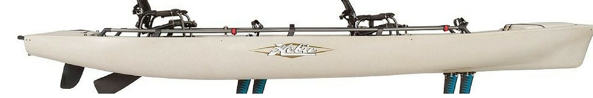 Headline for Hobie Mirage Pro Angler 17t Tandem Kayak