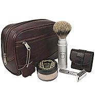 Parker Travel Shave Kit