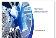 Skyscrapers PowerPoint Template