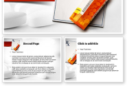 Prescription Drugs RX PowerPoint Template