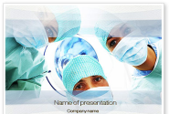 Surgeons PowerPoint Template
