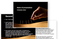 Acupuncture Procedure PowerPoint Template