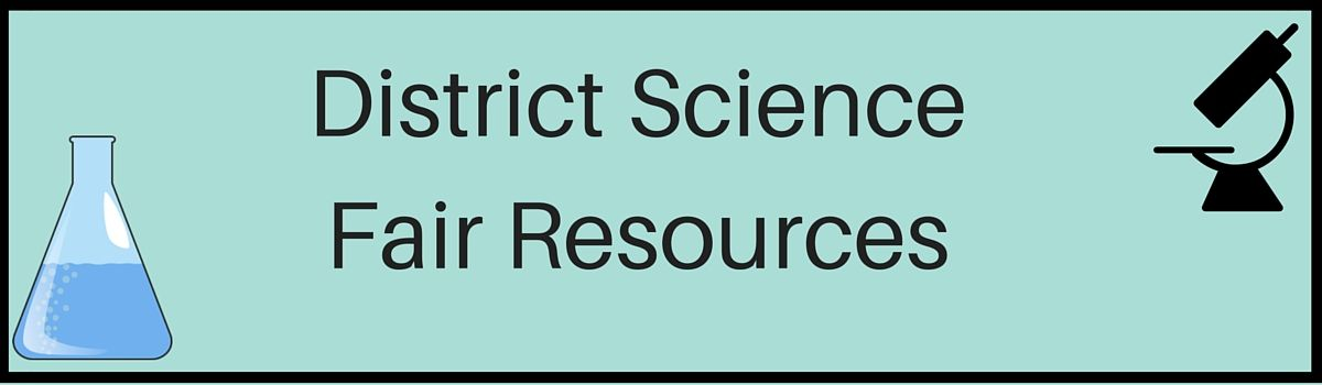 Headline for Science Fair Resources
