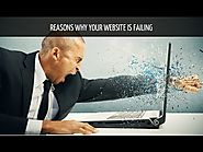 How to Setup a Website without Failing and Reasons why your Website is Failing