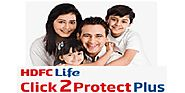 A Handy Guide to HDFC Click to Protect Plus